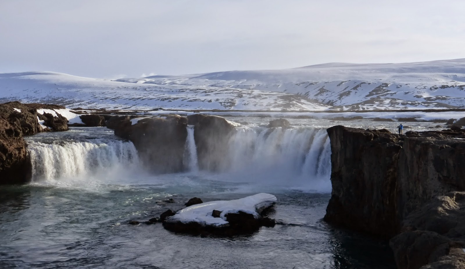 Godafoss Islandia