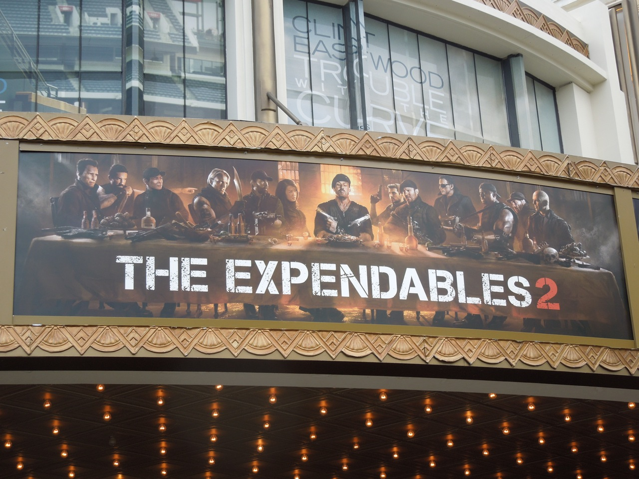 Expendables 2 Last Supper   expendables 2 the last supper ...