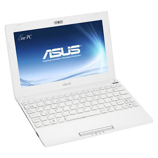 Spesifikasi dan Harga Laptop Asus Eee PC 1025C