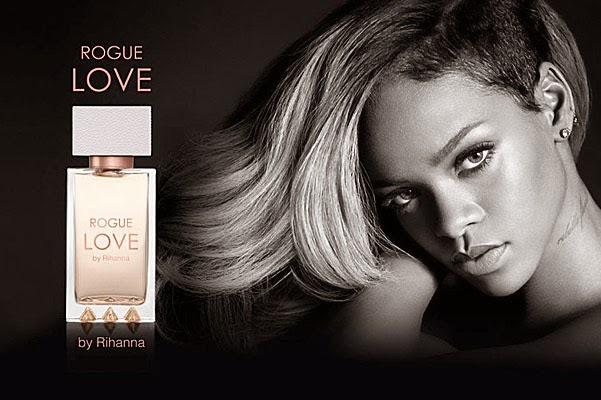 Rihanna has announced a new fragrance Rogue Love