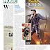 2015-01-25 Review: The Mail on Sunday Queen + Adam Lambert-UK