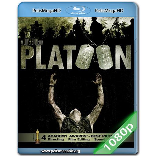 PLATOON (1986) FULL 1080P HD MKV ESPAÑOL LATINO