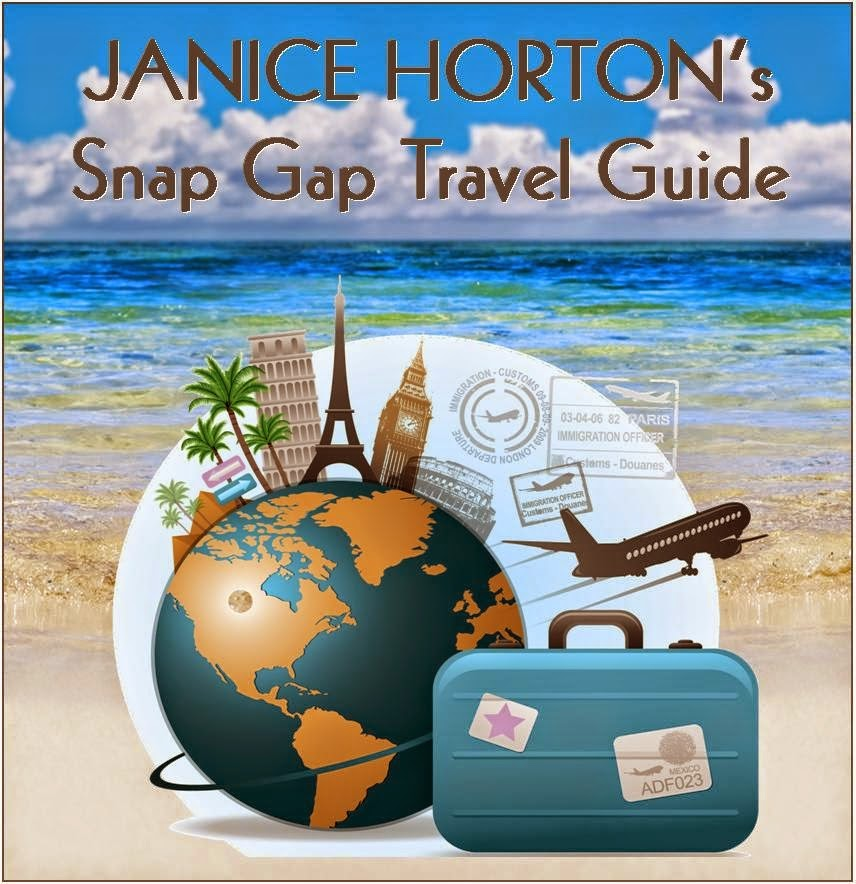 LLm - Snap Gap Travel Guide #3