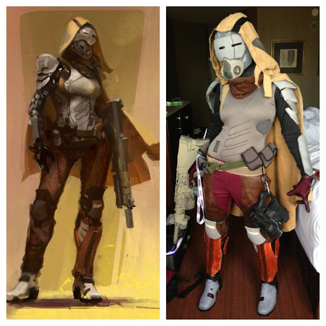 guardian hunter destiny cosplay