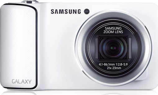 Samsung Galaxy Camera with Android 4.1 Jelly Bean