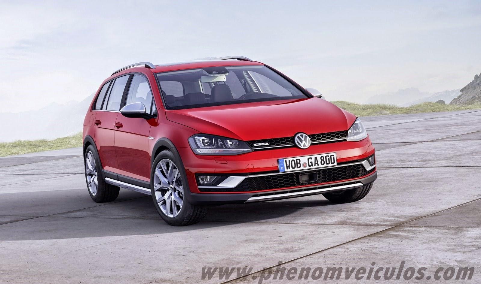VW Golf: Previsão para chegada na primavera!