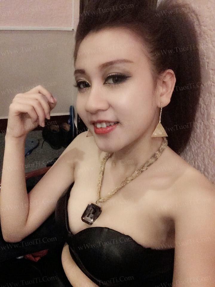 gái xinh Thiên Trang Doly răng khểnh vú to 17