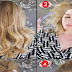 Beautiful Bouffant Hairstyle Tutorial For School Girls