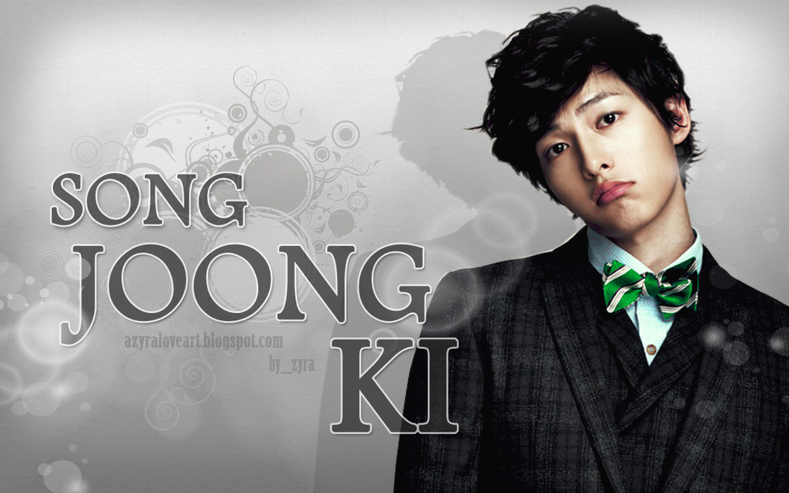 Song Joong Ki - Korea Artis Top Star (koleksi foto)