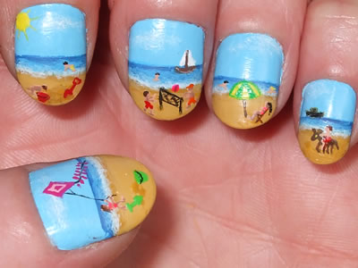 Nail Art: New Nail Art Trends 2011