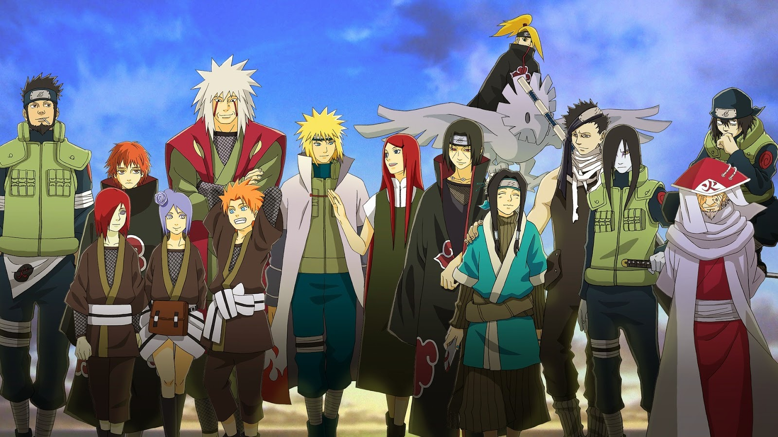 Naruto Shippuden Subtittle Indonesia Episode 16-30