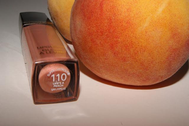 Revlon Life's a Peach Lip Gloss