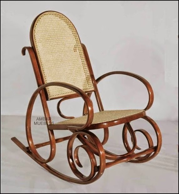 Blog de mbar muebles el mobiliario de estilo thonet un cl sico de total actualidad - Mecedora diseno ...
