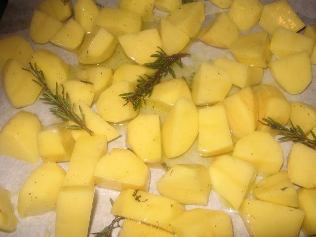 ricetta perfetta patate al forno