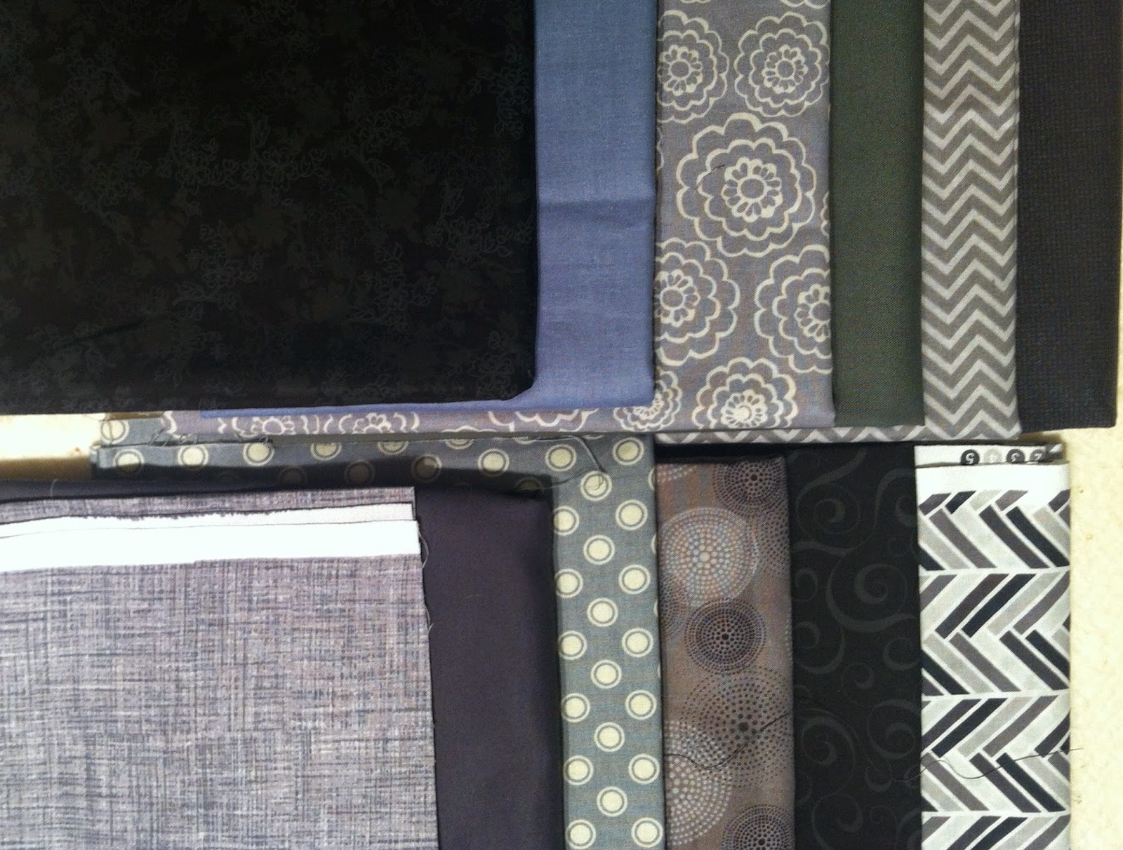 Sew Preeti Quilts How Many Shades Of Grey