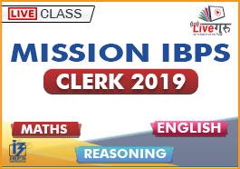 MISSION IBPS CLERK