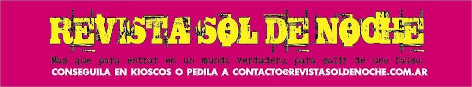 Revista SOL DE NOCHE