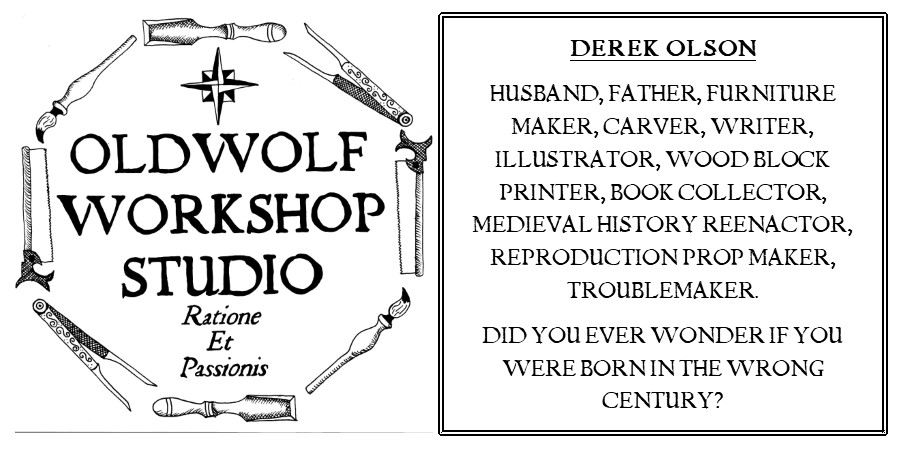 Inside the Oldwolf Workshop Studio