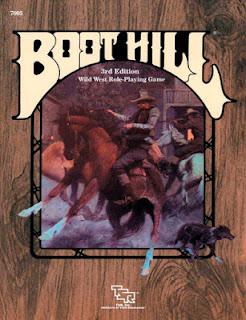 Boot Hill, POD!