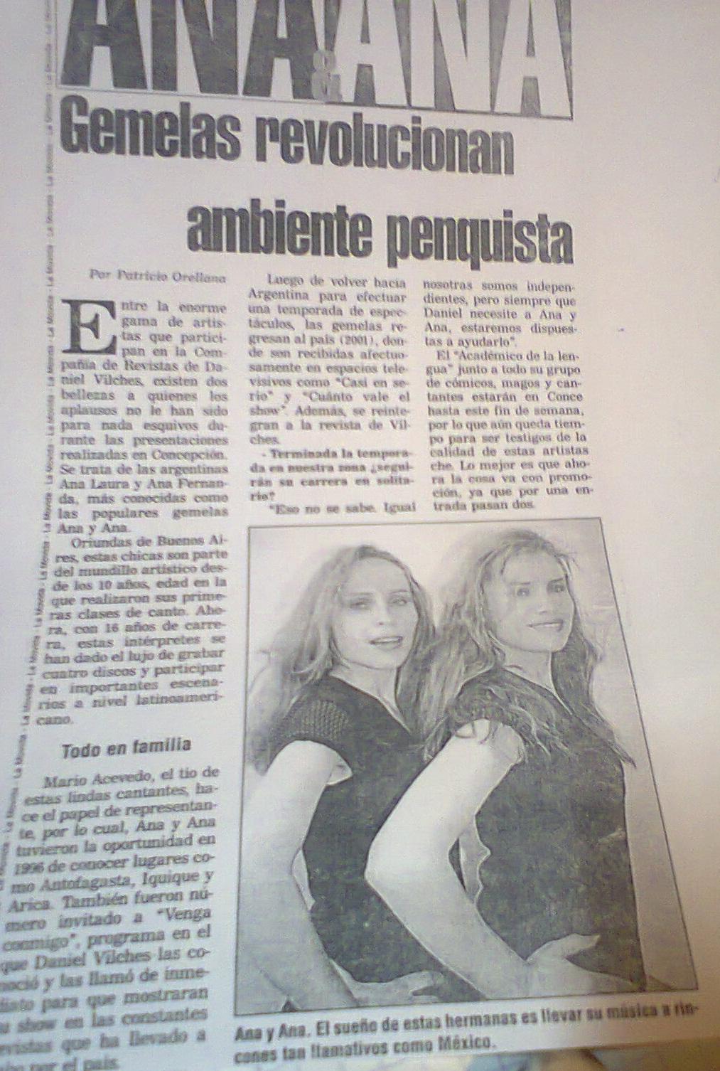 """Prensa El Mercurio de Concepción"""""""