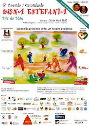 1- Fotos  5ª  Corrida D. Estefânia 2015 - Dia da Mãe -  3 de Maio