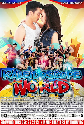 Kaleidoscope World movie poster
