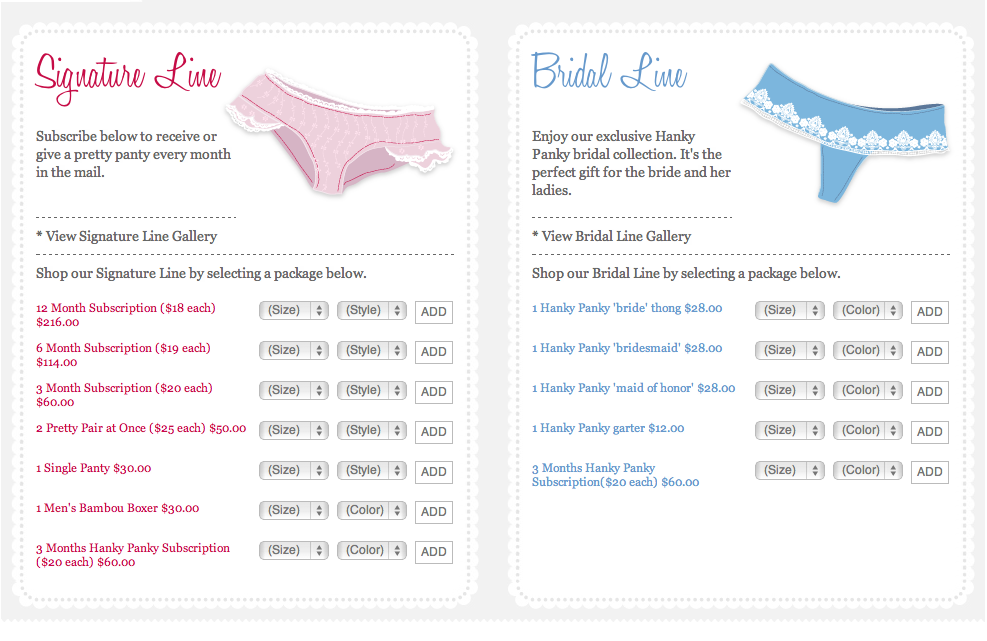 Pantybypost coupon
