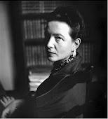 Simone Lucie-Ernestine-Marie Bertrand de Beauvoir