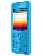 Mobile Phone Price Of Nokia Asha 206