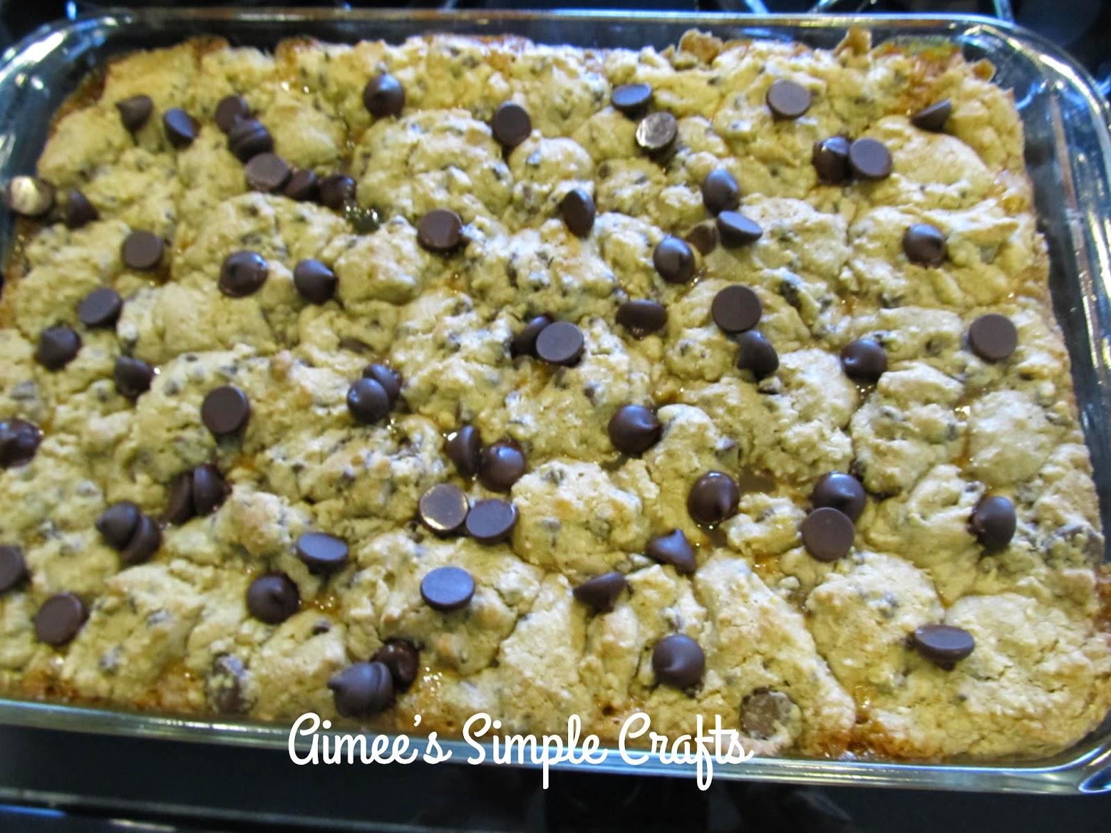 Aimee's Simple Crafts: Oreo and Caramel Stuffed Chocolate ...