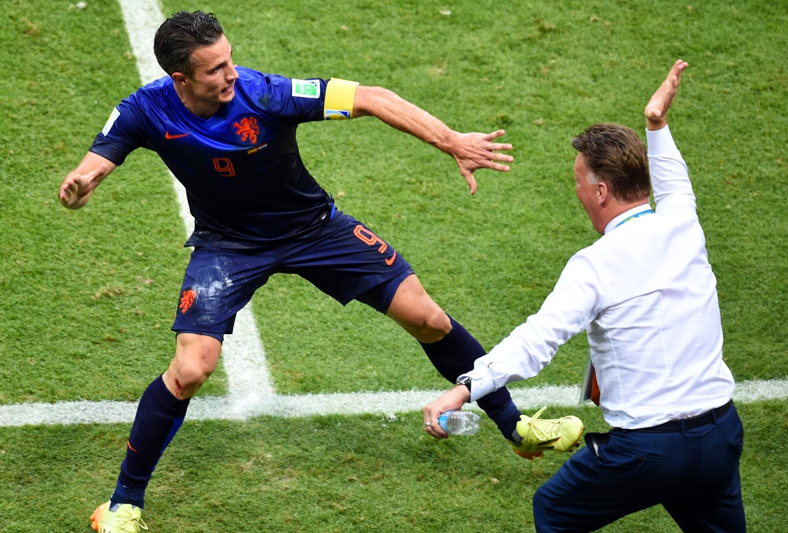 Images Archival Store: FIFA World Cup 2014: Spain vs ...