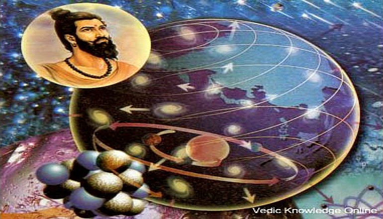 The Indian Sage Who Developed Atomic Theory 2,600 Years Ago