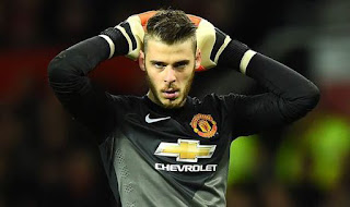 Contract Rebel De Gea Signs New Man Utd Deal