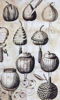 Diversas formas de presentar la fruta.