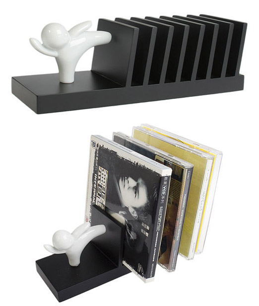 Creative Cd Holder Designs
