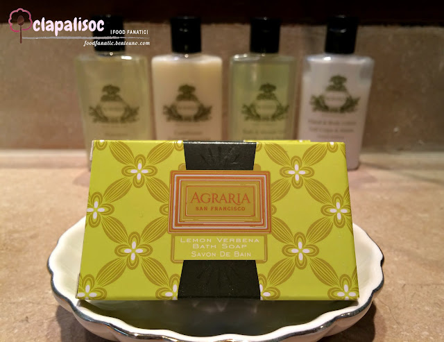 Intercontinental Hotel Manila Bathroom and Details