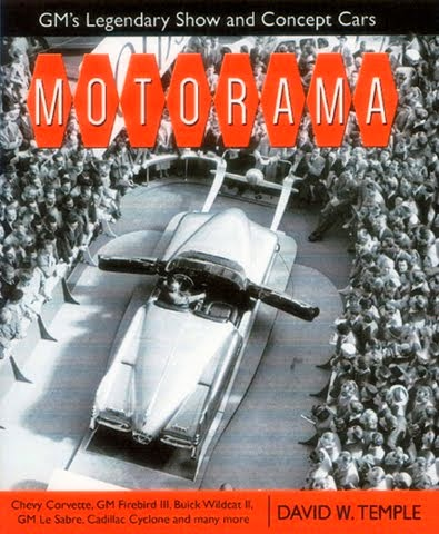 PURCHASE Motorama by David W. Temple