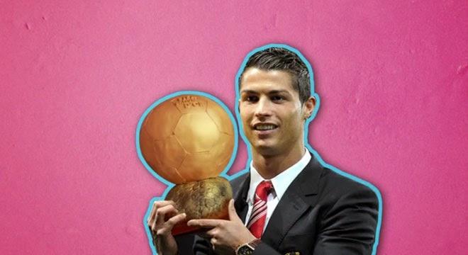 Cristiano Ronaldo ya tiene su balón de oro