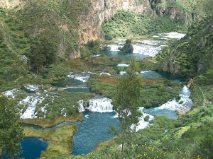 LAGUNAS DE HUANCAYA - YAUYOS - LIMA - PERU