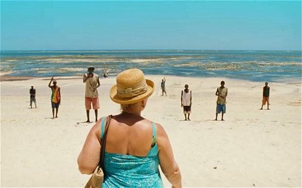 גן עדן לאוהבים - ביקורת סרט