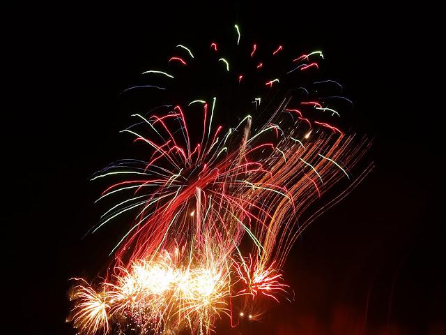 Great firework photograph