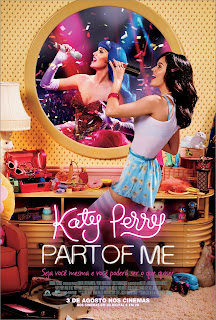 Pôster nacional e crítica de KATY PERRY: PART OF ME