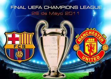 Descargar Final Uefa Champions League [2010-11] FC Barcelona vs Manchester United [Español]