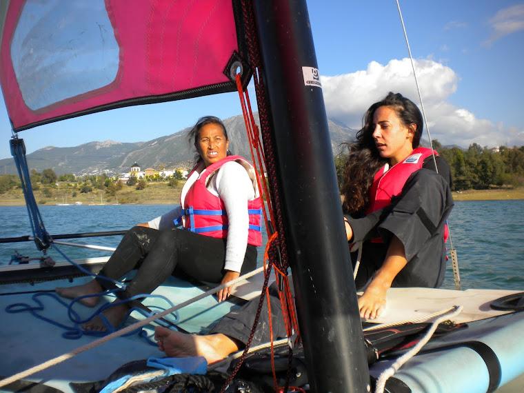 Navegando en Cata