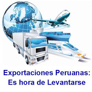 Exportaciones Peruanas 2015: Es hora de Levantarse