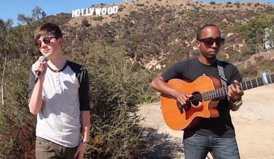 Greyson Chance Michael Warren Leila Music Video