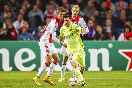 Messi Samai Rekor Raul Gonzalez
