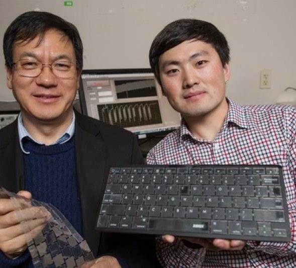 teclado inteligente, teclado, notícias, periféricos, cibersegurança, tecnologia