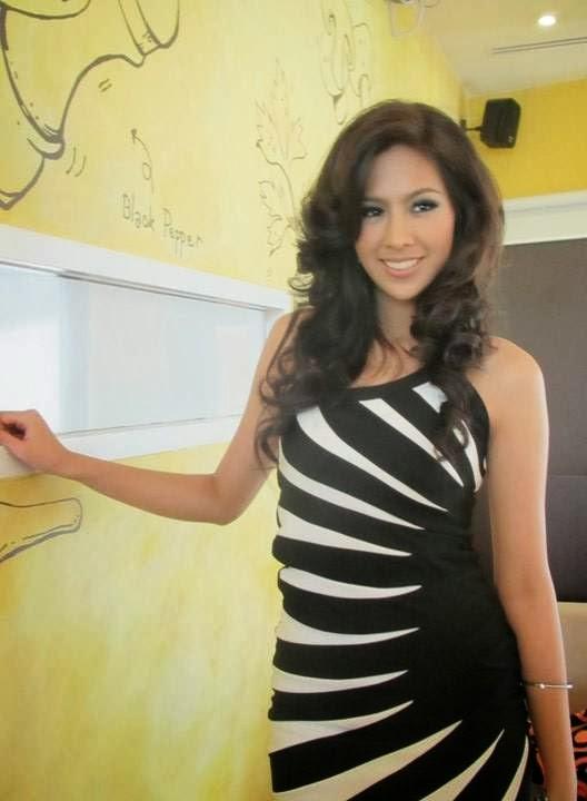 STAR HD PHOTOS: Miss Thailand Chanyasorn Sakornchan ... Chanyasorn Sakornchan