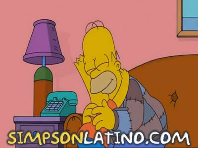 Los Simpson 22x12